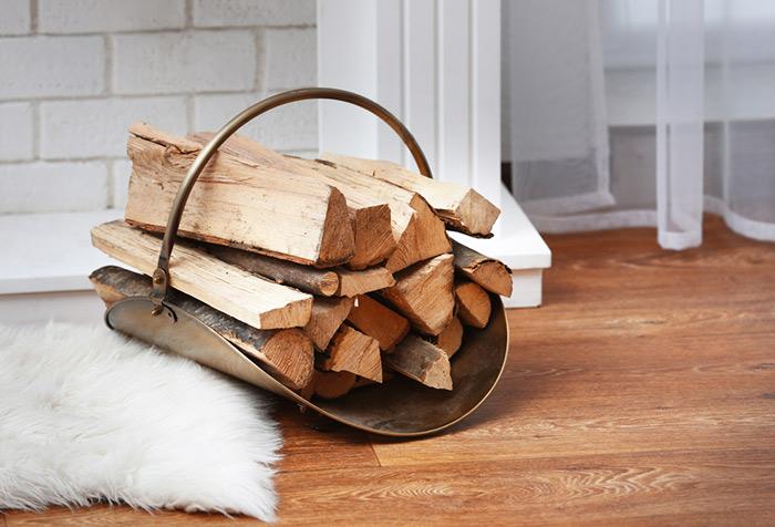 Achat et livraison de bois de chauffage